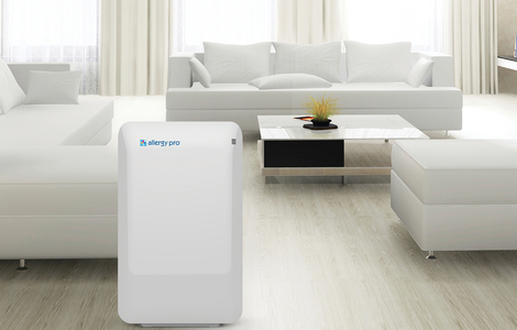 AP450 Air Purifier Quiet Operation Allergy Pro ENVION