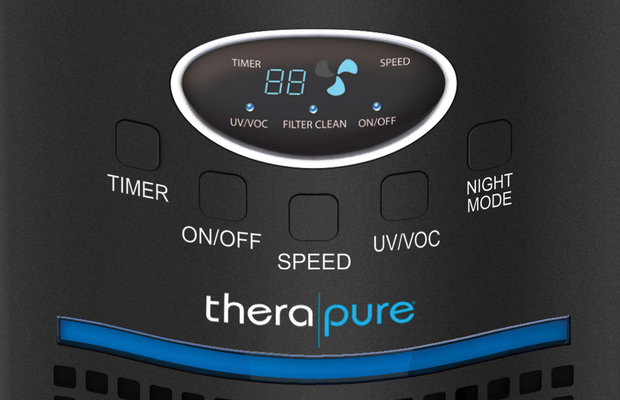 TPP440 Air Purifier Functions Therapure ENVION